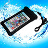 waterproof cell phone bag for samsung note II 7100