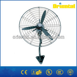 Industrial wall mounted fans outdoor