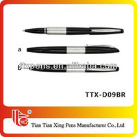 Chinese style ball pen toppers with relief in the middlle