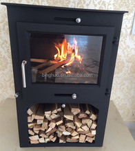 wood burning steel stove made in China