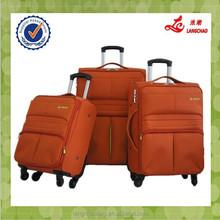 2015 Alibaba China Travel Bags Stock Luggage Suitcase