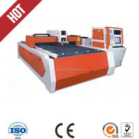 with Germany Reducer Taiwan Guide Rail 500W reliable running metal laser cutting machinery