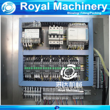 5 gallon barrel washing filling and capping machine