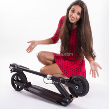 folding electric scooter for adult with LED display