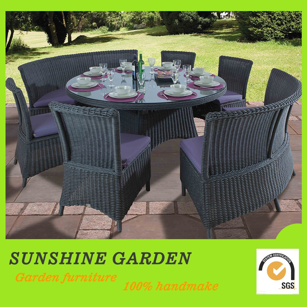 Home Handmade Garden Sunshine Wood Patio Furniture