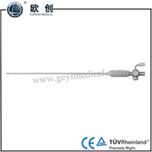 reusable steel veress needle medical instruments