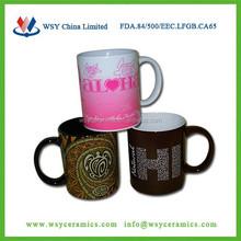 11oz specialized amazing full color printing bulk ceramic mugs wholesale