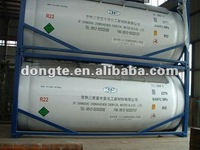 ISO 20FT tank container for R22