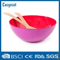 100% Food Grade Melamine bowls safe