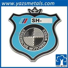 custom 3D car emblem / 3D auto Car Badge/badge autobot car