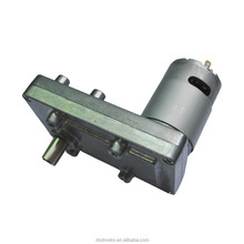 95mm 12V 24V DC electric gear motor supplier