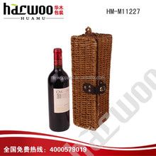 Promotional Wooden wine case for sale
