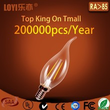 warm/pure/cool white color small bulb e14 led bulb