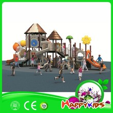 Plastic toy mall playground equipment, outdoor playground swing for sale