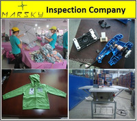 quality control and third-party inspection service/container loading inspection service/final random inspection