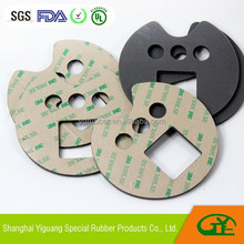 High Temperature silicone foam seals gasket