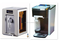Compressor cooling Soda water maker with Gas Cylinder