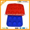 China Manufacturer LFGB FDA Standard Silicone Mini Cheesecake Pan/Molds