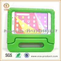 Child Kid Proof Handle Soft EVA case for 7inch tablet pc