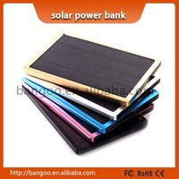 Waterproof 10000mAh Solar Power Battery Charger for Smartphone / Tablet / Laptop