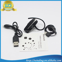 Universal mini cute stereo bluetooth headphone for sport for samsung