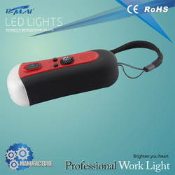 ABS plastic body led construction working light