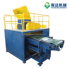 high quality used tire iron separator for used tyre recycling plant/waste tire recycling machine