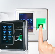 Touch Screen Fingerprint Access Control and Time Attendance System (F04)