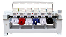 6 heads 12 needles cap embroidery machine for sale/FT-1206