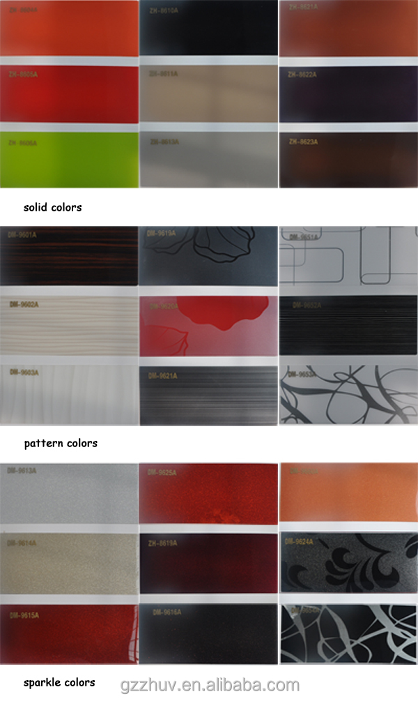 Zhuv Various Color 1mm Thick Acrylic Sheet For Door Panel - Buy 1mm ...