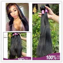 Aliexpress hair new products for salon equipment, 7A grade unprocessed malaysian relaxed straight hair