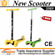 2015 new model kids scooter with cheap price