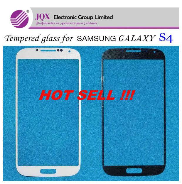 Galaxy S4 i9500 lente de cristal delantera