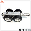 Pipe inspection surveillance camera crawler robot/sewer rods camera/used sewer camera for sale for diameter 100-600mm