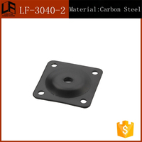 iron producting company office sofa support chair not slope plate 46mm