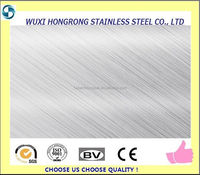 china hot sale! hl finish 420 stainless steel Metal plate