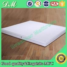 High quality cheap queen size knitted fabric organic latex mattress
