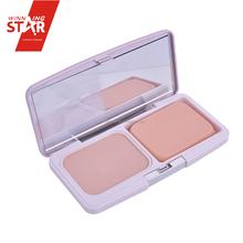 Winningstar wholesale waterproof smooth compact pressed powder face foundation powder