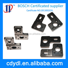 aluminum alloy mechanical parts from BOSCH essential certificated machining supplier