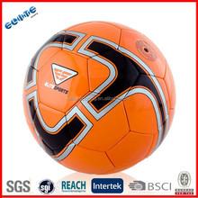 High Glossy Finished PU cheap soccer balls size 5
