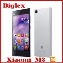 Original Cheap Xiaomi Mi3 2GB+16GB/32GB MIUI V5 Quad core Xiaomi m3 Smart Phone Multilanguage Wifi 3g Wcdma