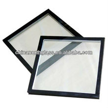 5mm+9A+5mm,6mm+12A+6mm Low-E Insulated double panel tempered glass