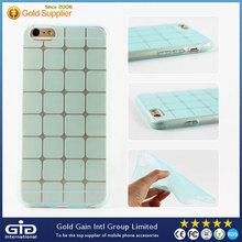 Cubo mágico caso TPU macio para iPhone 6 plus protetor colorido caso bonito para o iPhone 6 mais