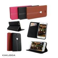 KAKU Newest Factory Price New Leather Phone Cover for Samsung Galaxy S5 Case