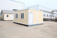 or Trailer cheap mobile temporary office container