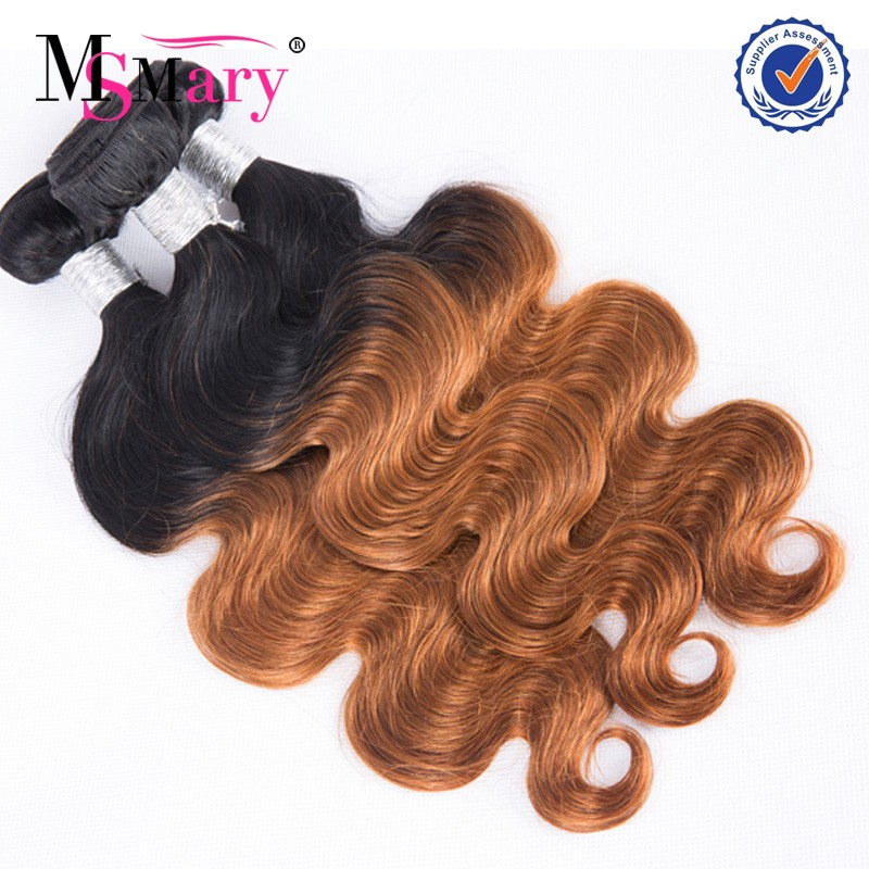 Wholesale Human Hair Extensions 100 Remy Brazilian Color 350 Hair