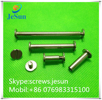 China fastener manufacturer offering stainless steel binding post screw