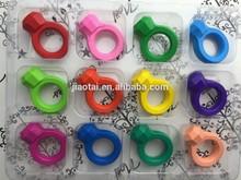 12 colori anello forme matite colorate per i bambini