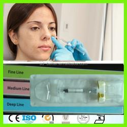 Hot Sale Hyaluronic Acid Filler/Hyaluronic Acid Syringe/Dermal Facial Filler Injections to Buy