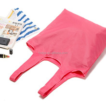 Waterproof customized logo folding shopping bag 47*12*38cm